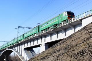 Реконструкцию пригородных станций продолжат в 2014 году