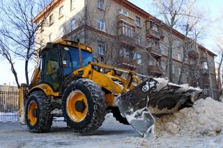 Столица приготовилась к первому снегу