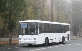 Для подмосковных автобусов вводятся ограничения на опоздания и опережения графика движения