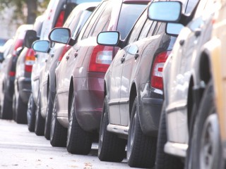 На некоторых столичных парковках длина машиноместа будет сокращена в соответствии с новыми стандартами