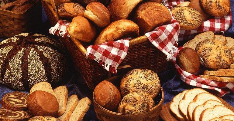 хлеб, булки