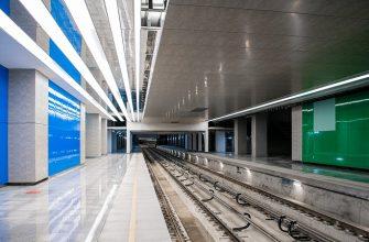 станция нижегородская