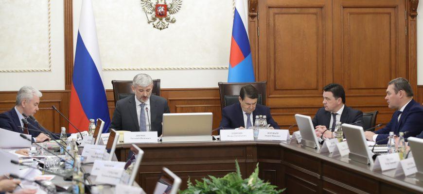 Координационного совета заседание