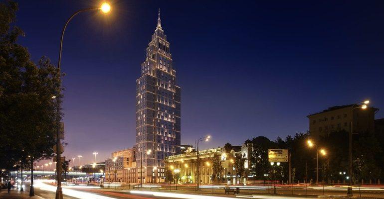 Alcon Tower