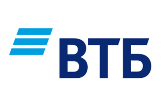 Логотип банка ВТБ. Фото: Википедия