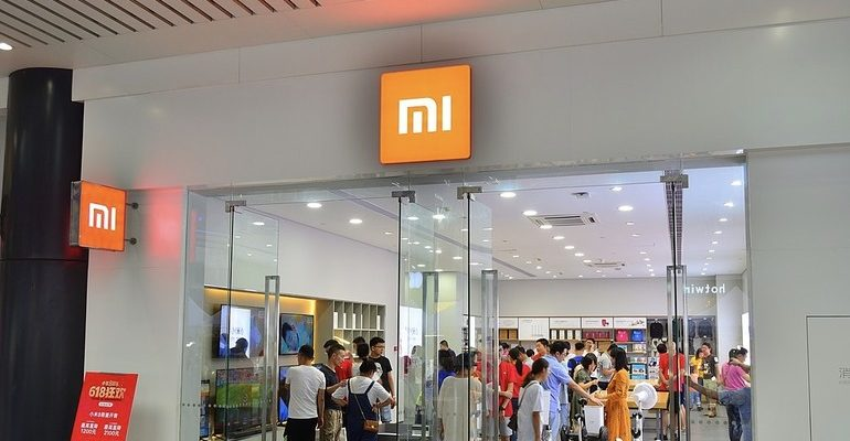 Магазин Xiaomi в Ханчжоу (Китай)