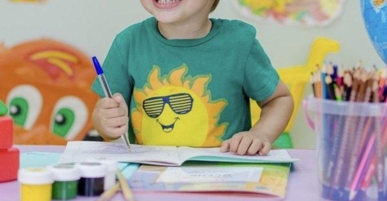 ребенок школа учеба урок дети