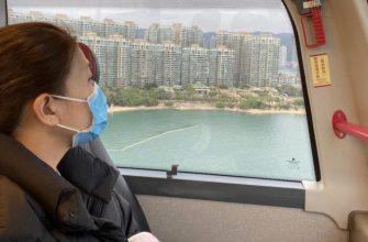 Гонконг, автобус. Фото предоставлено Вадимом Масловым