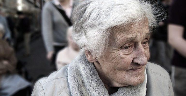 пенсионер дом престарелых