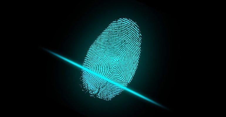 биометрия отпечаток пальца