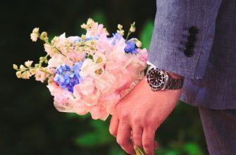 цветы букет свидание