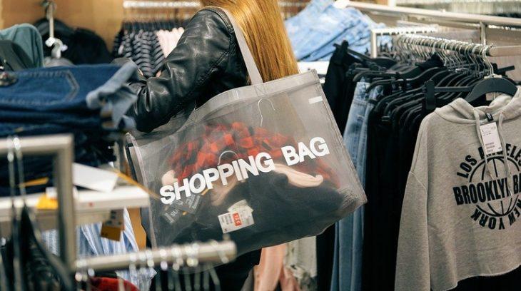 шоппинг магазин покупки одежда