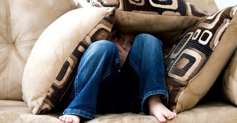страх психолог психиатр ребенок дети