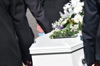 похороны гроб кладбище