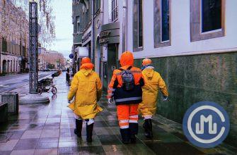 дезинфекция уборка улицы дворник коммунальщики уборщик