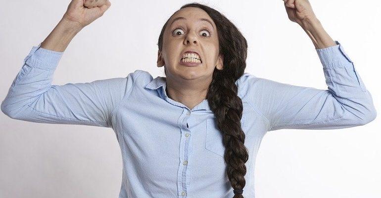 злость агрессия ссора крик