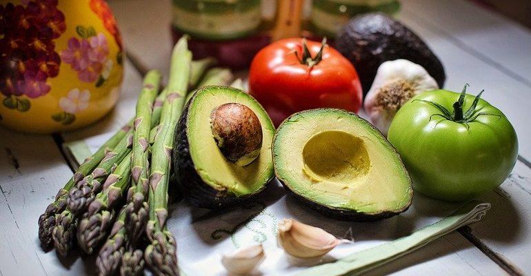 овощи продукты авокадо еда