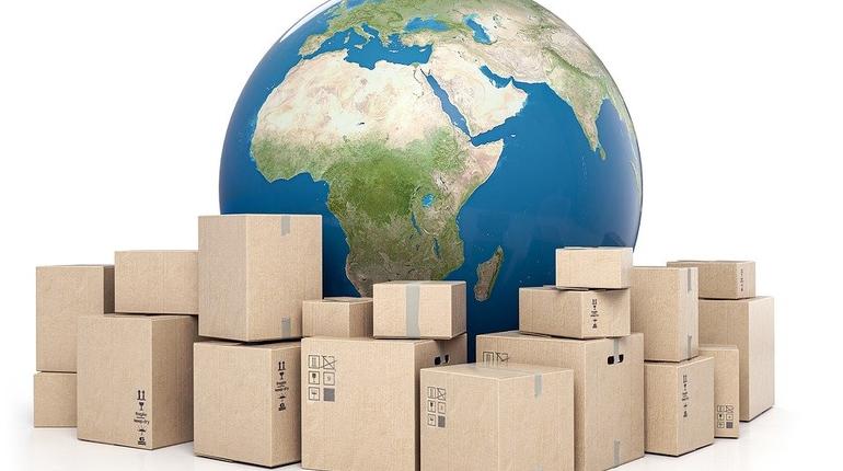 экспорт груз контейнер