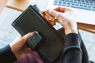кошелек, деньги, карта