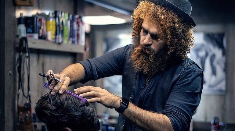 барбершоп парикмахер