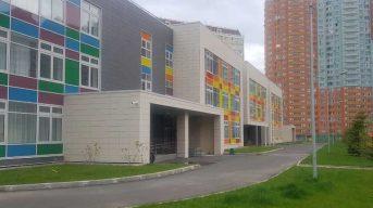 В Некрасовке в эксплуатацию ввели детский сад на 350 мест