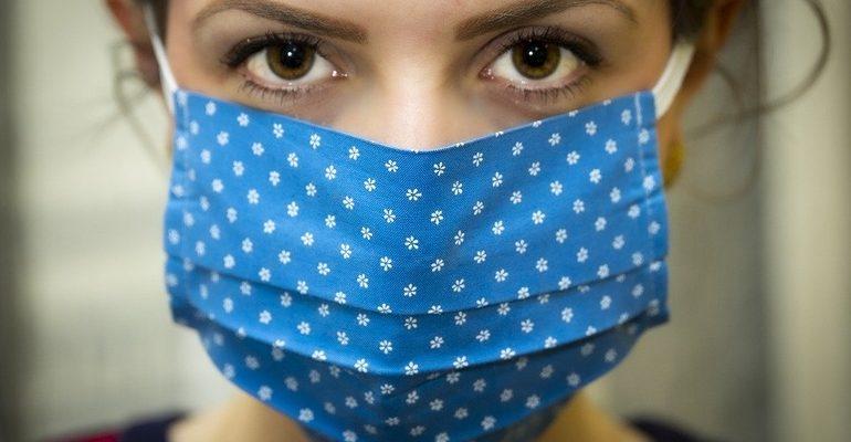 коронавирус маска ковид