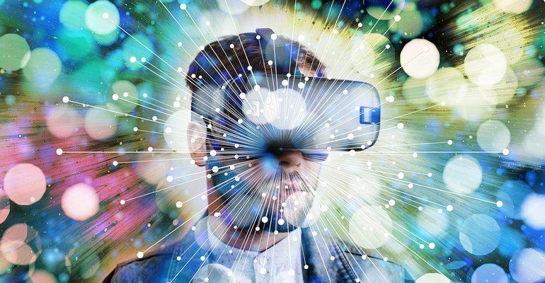 виртуальный мир виртуальность технологии очки