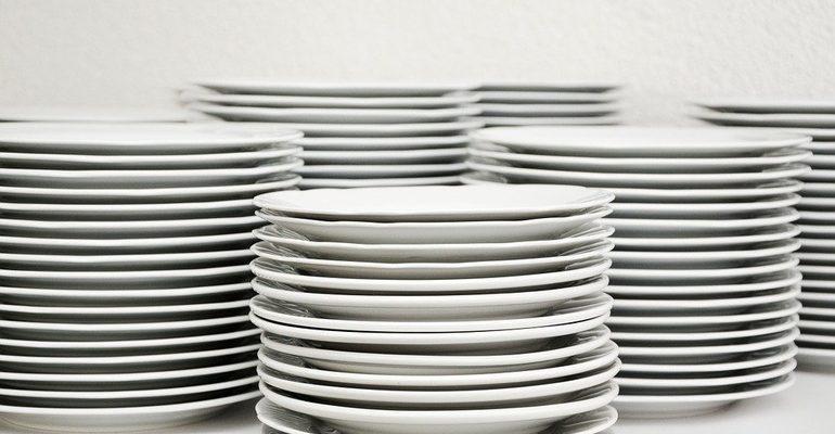 посуда тарелки ресторан кафе