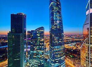 "Башня ""Федерация"". Фото: Википедия"