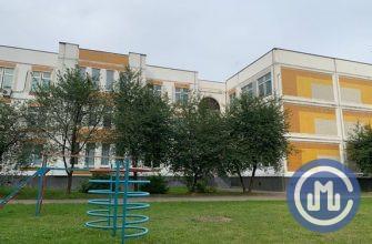 "Школа в Москве. Фото: ""Москва.ру/Елизавета Левина"