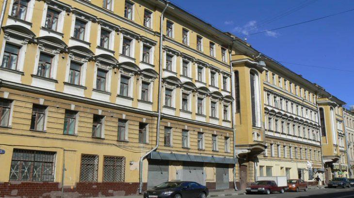 Дом купца Привалова на Садовнической улице