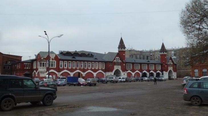 Бадаевский (Трехгорный) пивоваренный завод