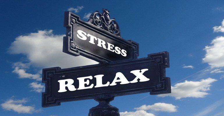 стресс релакс отдых психолог