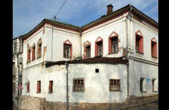 Палаты дьяка Украинцева