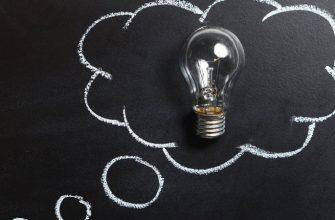лампочка мозг мышление идея мысль