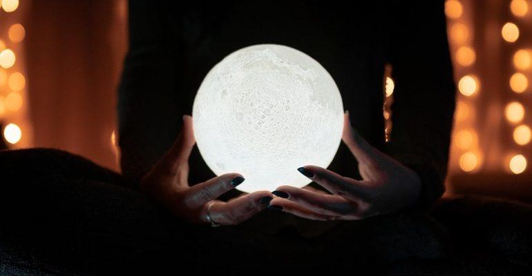Хрустальный шар порча магия экстрасенс
