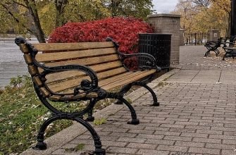 скамейка лавочка парк улица