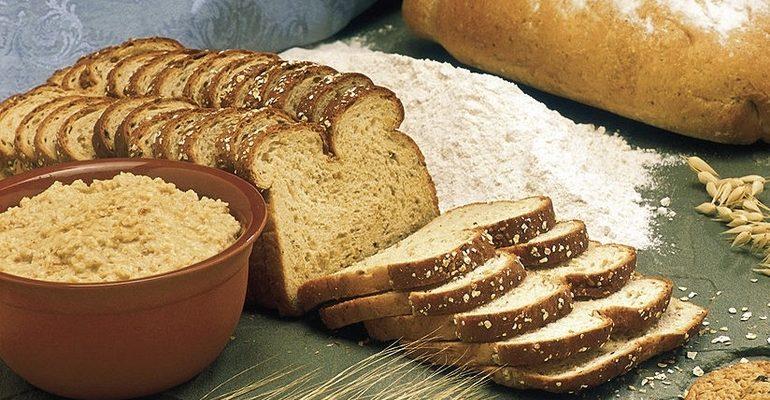 хлеб выпечка