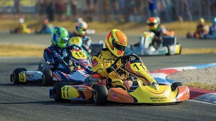 картинг гонки авто формула