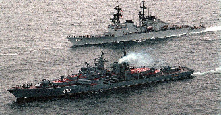 эсминец, корабль