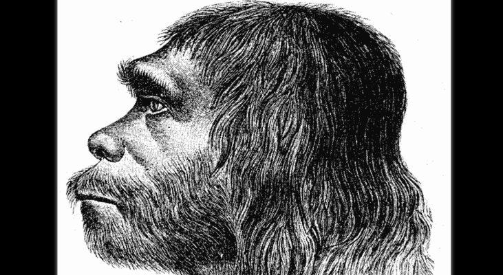 неандерталец первобытный древний