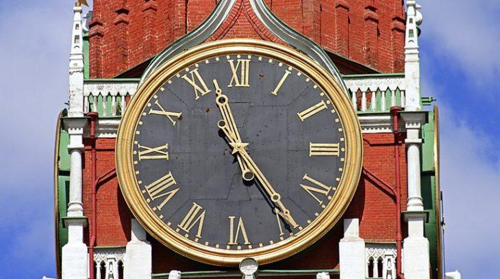 куранты кремль часы