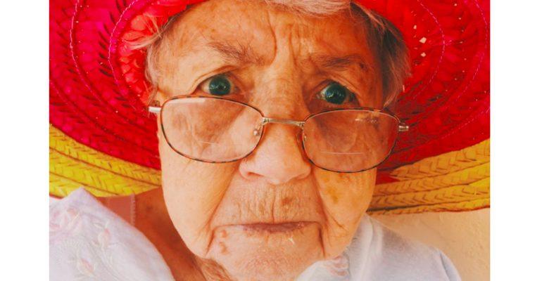 теща пенсионер