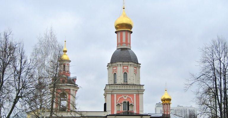 церковь реставрация свиблово