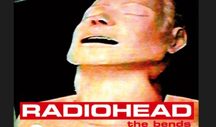 Обложка сингла The Bends группы Radiohead. Фото: Википедия