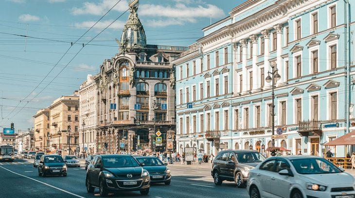 Петербург невский проспект