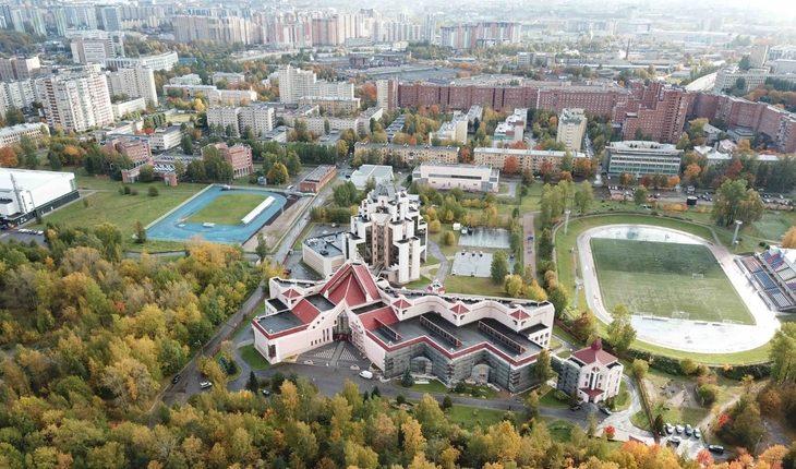 Алферовский университет в Санкт-Петербурге. Фото с официального сайта вуза