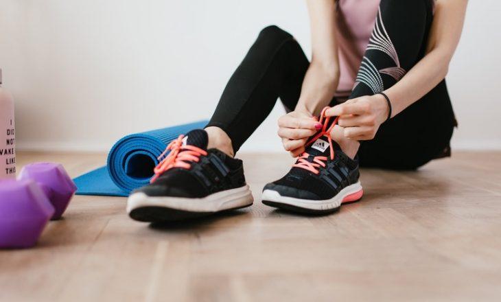 спорт тренировка зож