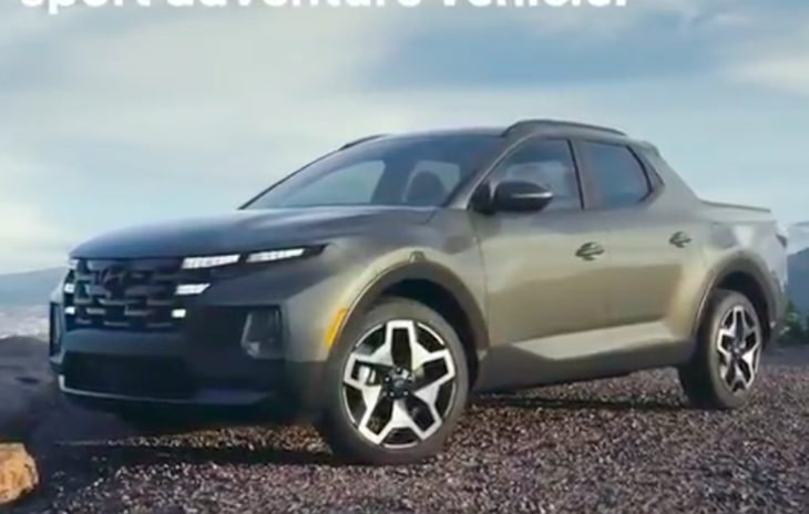 Hyundai пикап