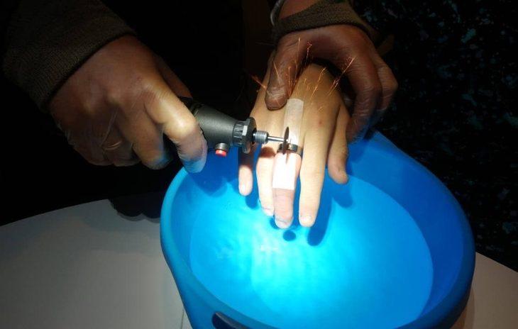 мац кольцо